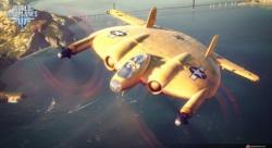 В World of Warplanes появились новые американские самолеты