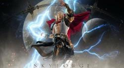 Allods Team приглашает на ЗБТ Skyforge