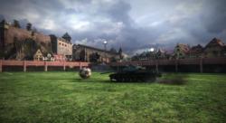 В World of Tanks появится футбольный режим