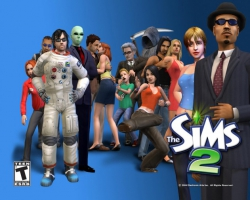 ЕА БЕСПЛАТНО РАЗДАЕТ THE SIMS 2 ULTIMATE COLLECTION