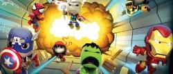Sony анонсировала LittleBigPlanet PS Vita Marvel Super Hero Edition