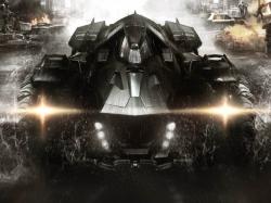 NVIDIA ПОКАЗАЛА ПРЕИМУЩЕСТВА BATMAN: ARKHAM KNIGHT НА PC